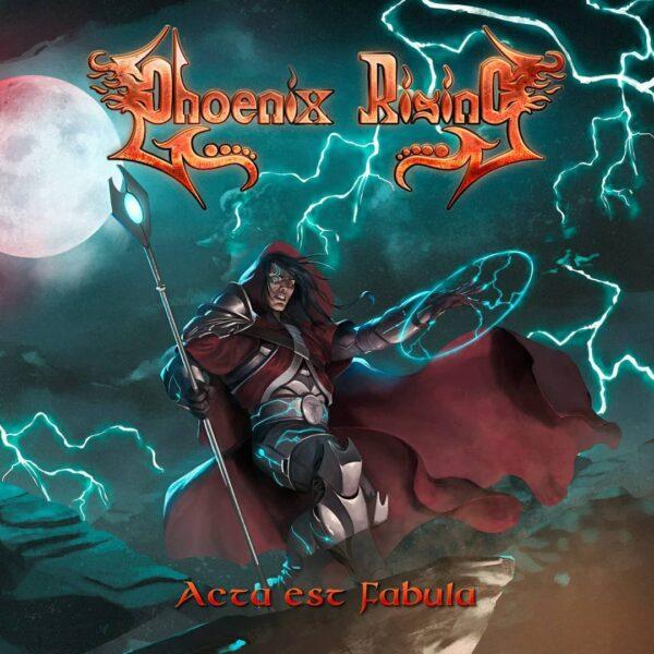 ¡Se acerca el nuevo disco de Phoenix Rising!