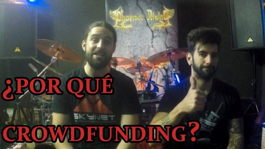 ¿Por qué crowdfunding?