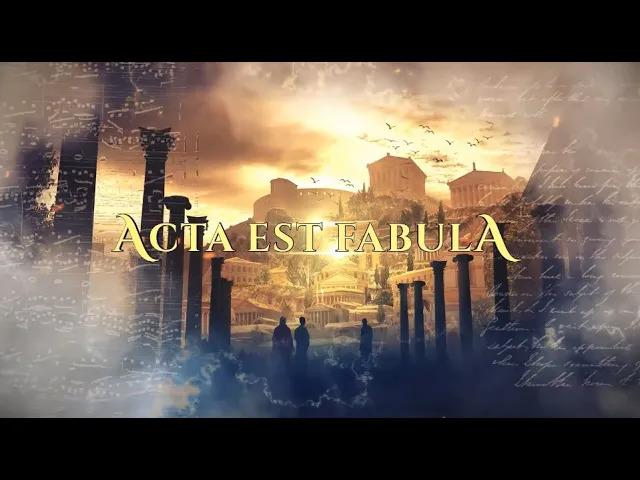 Presentación de los temas de Acta Est Fabula